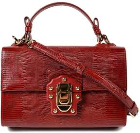 Dolce & Gabbana Lucia Tote - RED - STYLE