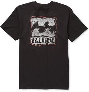 Billabong Men's Wavy Graphic T-Shirt