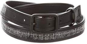 Kenzo Leather Buckle Belt