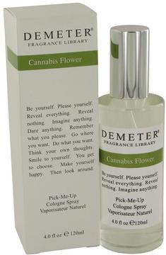 Demeter by Cannibis Flower Cologne Spray for Women (4 oz)