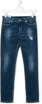 Dondup Kids tapered jeans