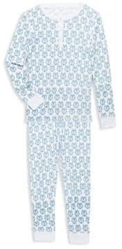 Roberta Roller Rabbit Toddler's, Little Girl's & Girl's Chick Two-Piece Franklin the Wolf Pajamas