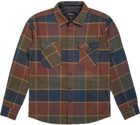 Brixton Weldon Flannel Shirt