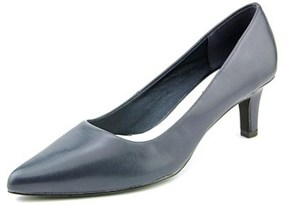 Easy Street Shoes Pointe Women W Pointed Toe Synthetic Heels.