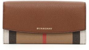 Burberry Porter Wallet - TAN MARRONE - STYLE