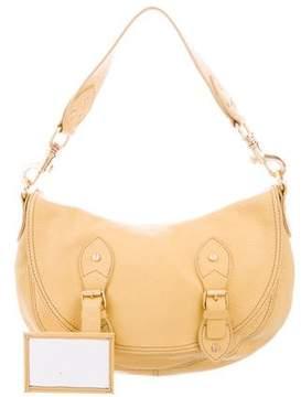 Eric Javits Leather Shoulder Bag