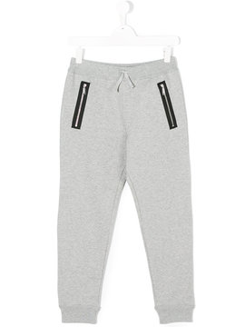 DSQUARED2 zipped pockets drawstring sweatpants