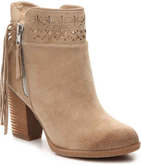 Not Rated Women's Charmed Western Bootie
