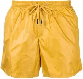 fe-fe plain swim shorts