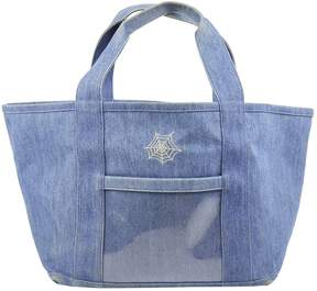 Charlotte Olympia Blue Denim - Jeans Handbag