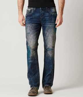 Rock Revival Yoel Straight Jean