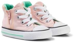 Converse Pink Watermelon Chuck Taylor Hi-Tops