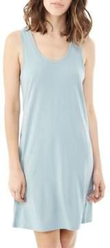 Alternative Effortless Cotton-Modal Racerback Tank Dress