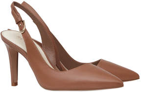 Reiss Augustine Leather Pump