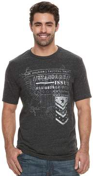 Apt. 9 Big & Tall Left Justified Graphic Tee