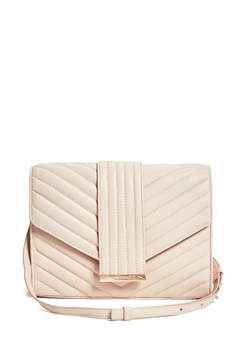 GUESS Mila Quilted Crossbody