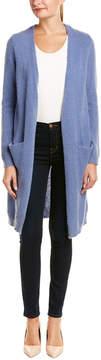 Basler Mohair & Wool-Blend Cardigan