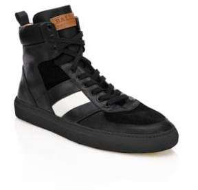 Bally Hewie High-Top Sneakers