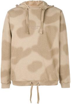 MHI camouflage hooded sweatshirt
