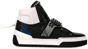 Fendi 'Karlito' hi-top sneakers
