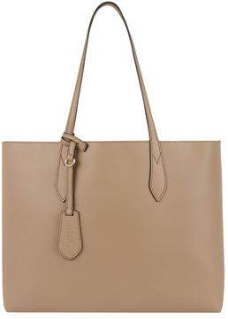 Burberry Medium Reversible Tote - BEIGE - STYLE