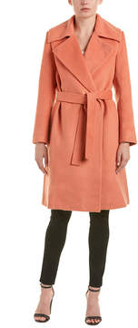 C/Meo Collective Dream Space Wool-Blend Coat