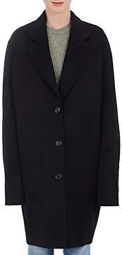 Acne Studios Women's Landi Brushed Wool-Cashmere Melton Coat