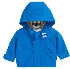 Burberry Yeoman Hooded Windbreaker Jacket
