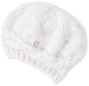 Betsey Johnson Cable Knit Beret