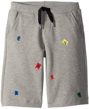 Lanvin Kids Letters Bermuda Boy's Clothing