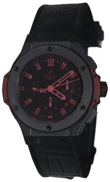 Hublot Limited Edition Big Bang King 322.CI.1130.GR.ABR10 Red Black Ceramic Automatic 48mm Mens Watch