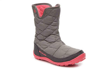 Columbia Girls Minx Youth Snow Boot
