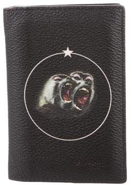 Givenchy 2017 Monkey Brothers Card Holder