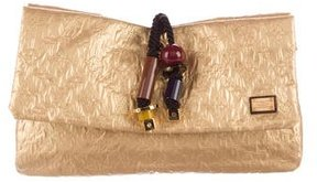 Louis Vuitton Limelight African Queen Clutch - GOLD - STYLE