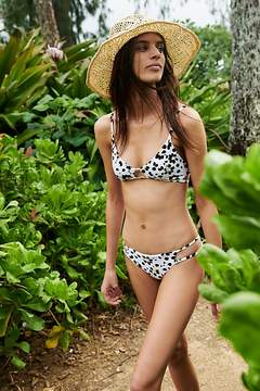 Amuse Society Angie Cheeky Bikini Bottoms
