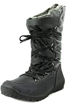 Sporto Womens Charley Square Toe Cold Weather Boots.