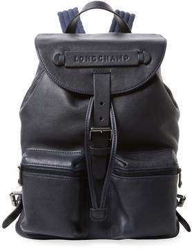 Longchamp Women's Leather Backpack