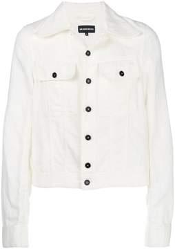 Ann Demeulemeester button-down jacket
