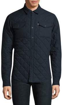 Barbour Blyth Quilted Cotton Jacket