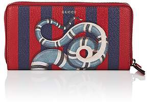 Gucci Men's Zip-Around Continental Wallet