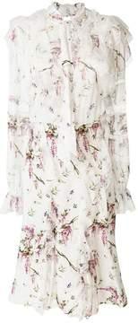 Ermanno Scervino floral design dress