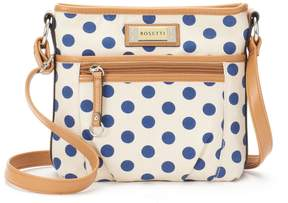 Rosetti Carlotta Polka Dot Crossbody Bag