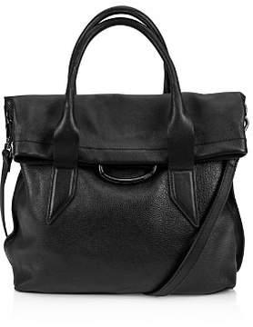 Kooba Montreal Medium Leather Satchel