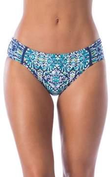 LaBlanca La Blanca Tuvalu Side Shirred Bikini Bottoms