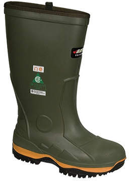 Baffin Men's Ice Bear Safety Toe and Plate Boot