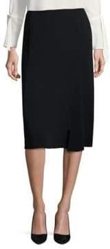 Escada Rugela Pencil Skirt