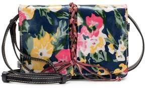 Patricia Nash Secret Garden Collection Bianco Cross-Body Bag