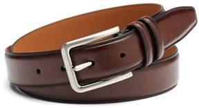 Croft & Barrow Men's Feather-Edge Stitched Belt
