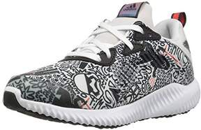 adidas Boys' Alphabounce Starwars c Running Shoe, White/Grey One/Black, 13 Medium US Little Kid