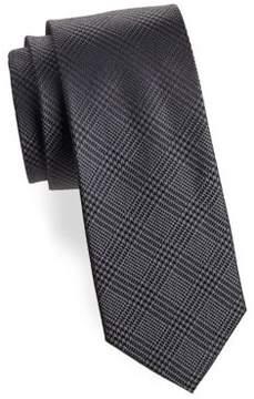 MICHAEL Michael Kors Kai Check Silk Tie
